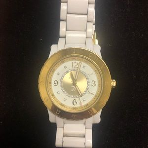 Woman's White Juicy Couture Watch